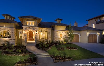Cibolo Canyons Single Family Home Back on Market: 24035 Gran Palacio