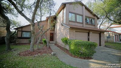 Encino Park Single Family Home For Sale: 2127 Oak Peak
