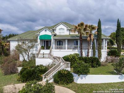 San Antonio Single Family Home For Sale: 1403 Grey Flint Cove