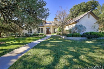 Boerne Single Family Home For Sale: 104 Dove Crest Drive