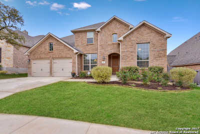 Bexar County Single Family Home Price Change: 8910 Azalea Pointe