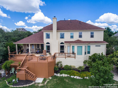 Helotes Single Family Home For Sale: 414 Pueblo Pintado