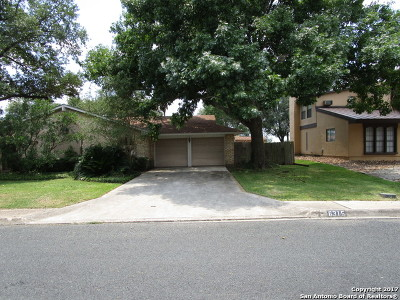Single Family Home For Sale: 6315 Bay Meadows St