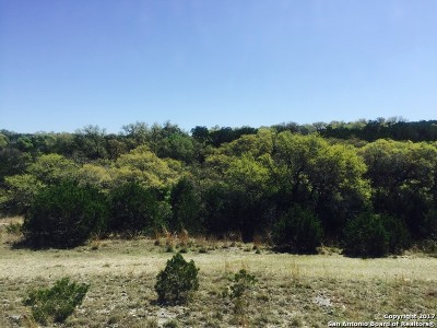New Braunfels Residential Lots & Land Back on Market: 2242 (Lot 1099) Meritage