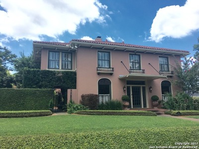 Monte Vista Single Family Home For Sale: 314 W Summit Ave