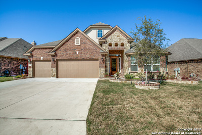 Bexar County Single Family Home For Sale: 5307 Freesia Spg