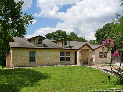 Terrell Hills Single Family Home For Sale: 332 Tuttle Rd