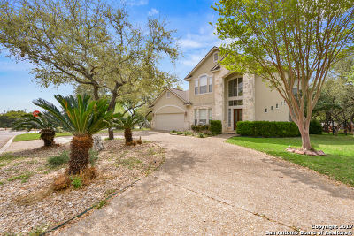Fossil Springs Ranch Single Family Home For Sale: 9502 Brians Run
