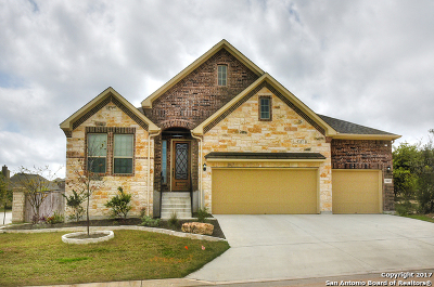 Boerne Single Family Home For Sale: 9002 Pond Gate