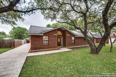 San Antonio TX Single Family Home Back on Market: $295,000
