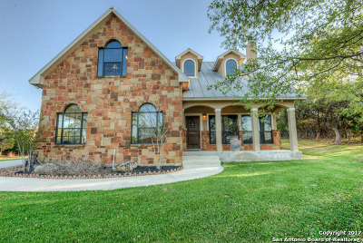 Canyon Lake Single Family Home Back on Market: 722 Panorama Pt