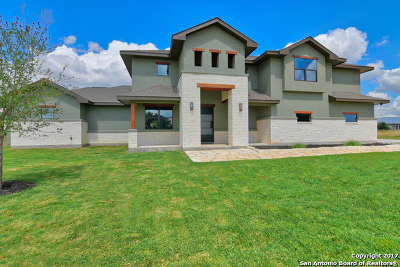 New Braunfels Single Family Home Active RFR: 2386 Appellation