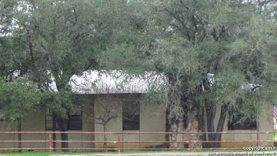 Medina County Single Family Home For Sale: 5419 Fm 1343
