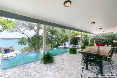 Canyon Lake Single Family Home For Sale: 904 Village Shore Dr