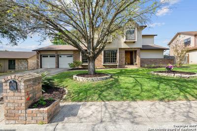 Encino Park Single Family Home For Sale: 2123 Oak Bend