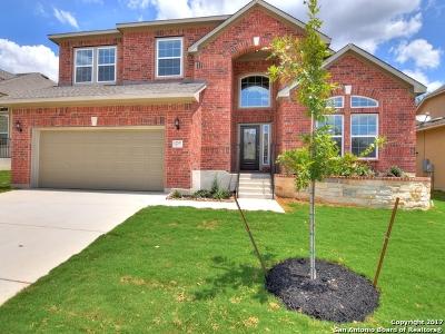 Single Family Home For Sale: 12707 Coal Mine Rise