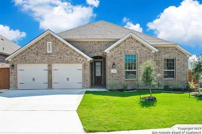 Bexar County, Medina County Single Family Home Back on Market: 12158 White River Dr