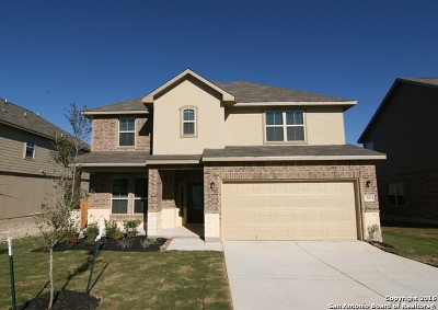Cibolo Single Family Home For Sale: 516 Saddle Hill