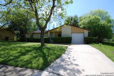 Live Oak Single Family Home Price Change: 7410 Valley Oak St