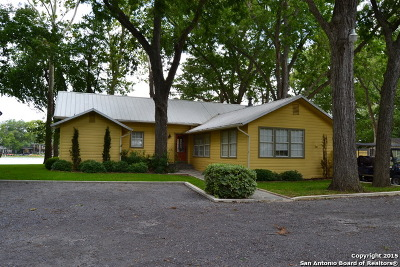 Guadalupe County Single Family Home For Sale: 1329 Terminal Loop Rd