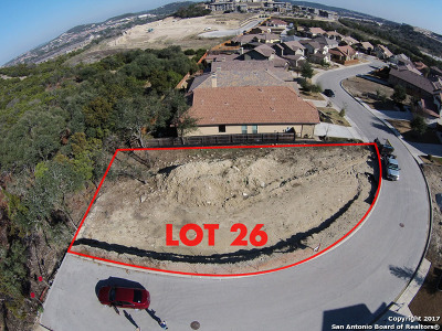 Bexar County Residential Lots & Land For Sale: Lot 26 Bella Mist