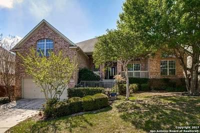 San Antonio TX Single Family Home For Sale: $355,000