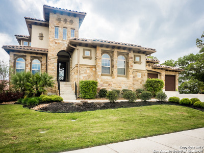 Cibolo Canyons Single Family Home For Sale: 3926 El Chamizal