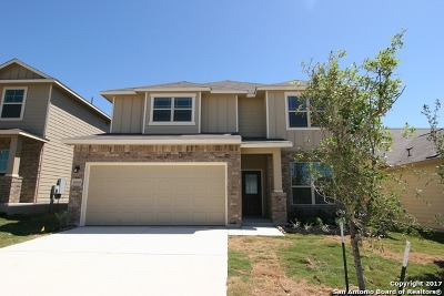 Converse Single Family Home For Sale: 10226 Barbeque Bay