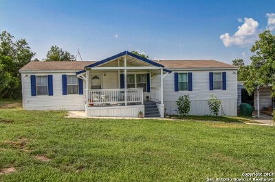 San Antonio TX Manufactured Home Back on Market: $118,000