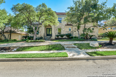 San Antonio Single Family Home For Sale: 24707 Bogey Ridge
