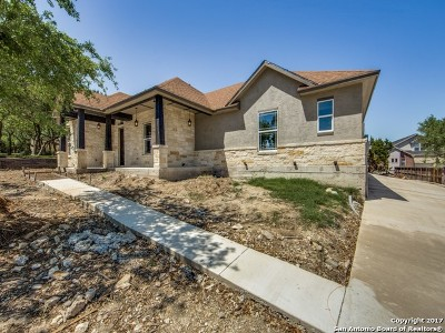 Timberwood Park Single Family Home Back on Market: 723 Silent Hollow
