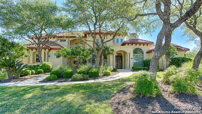 Bexar County Single Family Home For Sale: 24 Champion Trail