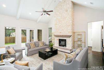 Single Family Home For Sale: 3618 Belle Strait