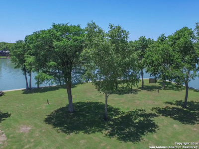 Guadalupe County Residential Lots & Land For Sale: 128 & 134 Cypress Cove