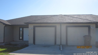 Medina County Multi Family Home For Sale: 228-230 Cr-485