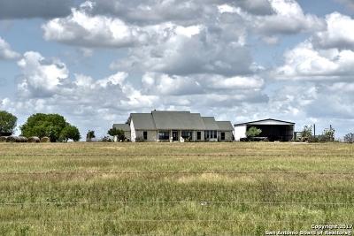Atascosa County Farm & Ranch For Sale: 5607 County Road 407