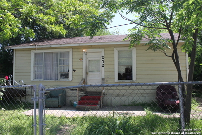 Single Family Home For Sale: 272 San Joaquin Ave