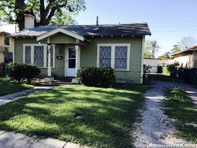 Single Family Home For Sale: 110 W Huff Ave