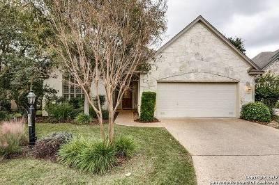 San Antonio Single Family Home For Sale: 87 Grassmarket