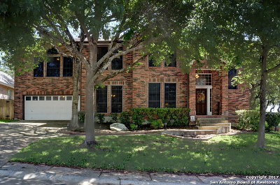 Bexar County Single Family Home For Sale: 18102 Copper Ridge Dr