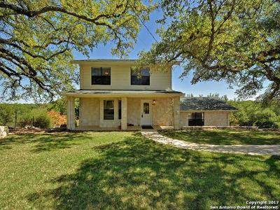 Spring Branch Single Family Home For Sale: 7012 Devonshire Dr