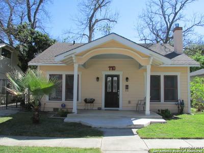 Single Family Home Back on Market: 110 Magnolia Dr