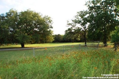 Bandera Residential Lots & Land For Sale: Montague Dr.