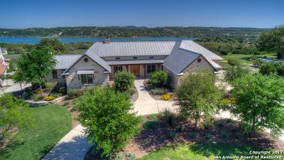 Canyon Lake Single Family Home For Sale: 251 San Salvadore