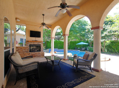 Fair Oaks Ranch Single Family Home For Sale: 8548 Northview Pass