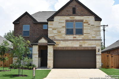 San Antonio Single Family Home Back on Market: 8834 White Crown