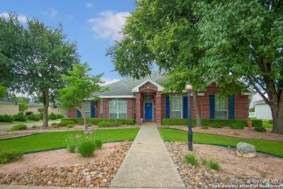 Fair Oaks Ranch Single Family Home For Sale: 7423 Scintilla