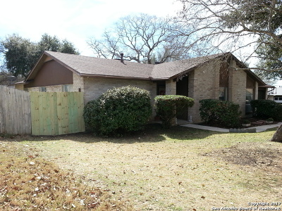 Leon Valley Single Family Home For Sale
