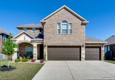 Schertz Single Family Home Back on Market: 2809 Mistywood Ln