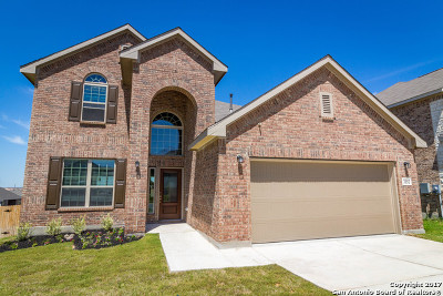 New Braunfels Single Family Home For Sale: 3152 Barker Cypress